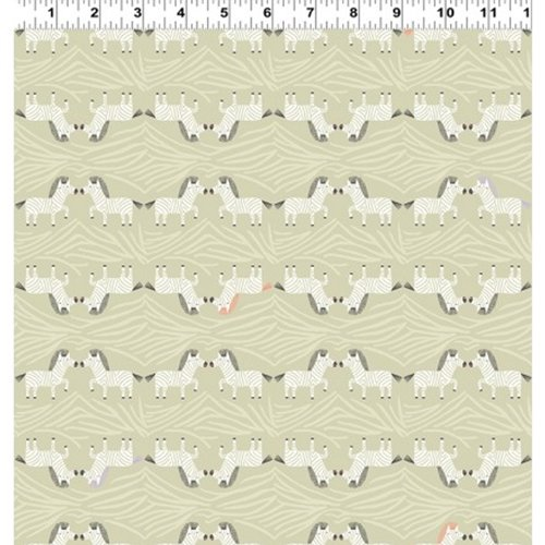Clothworks Safari Sweet II Organic Y2071-12