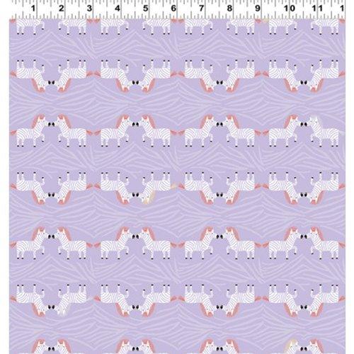 Clothworks Safari Sweet II Organic Y2071-26