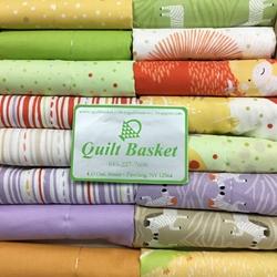 Cutie Collection Clothworks Safari Sweet II Organic QBCC-0081