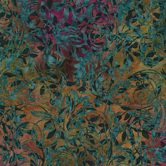 Island Batik Sunset Plumes 112019900