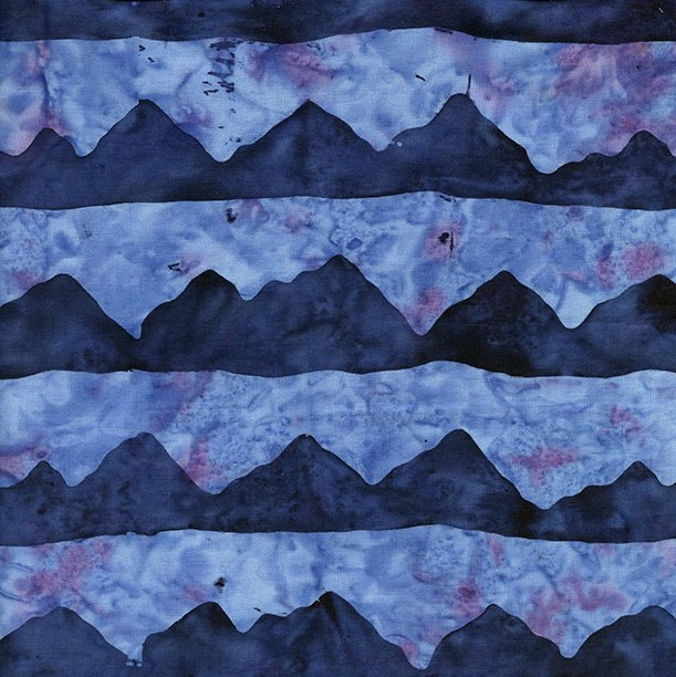 Island Batik Blue Moon 121709470