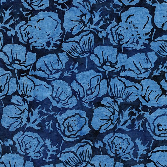 PREORDER Island Batik Harvest Blue 122043536
