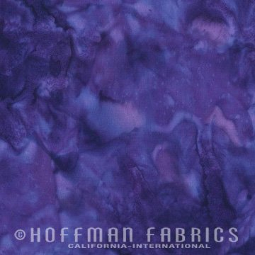 Hoffman Bali Hand-dyed Watercolors 1895-235 Agate