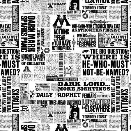 Harry Potter White Newspring 23800120-1