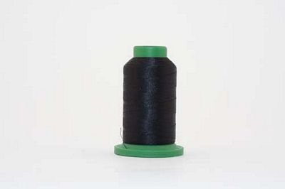 Isacord 1000m Polyester Black