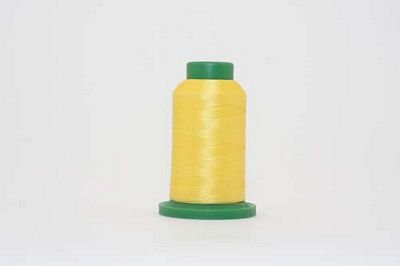 Isacord 1000m Polyester Yellow