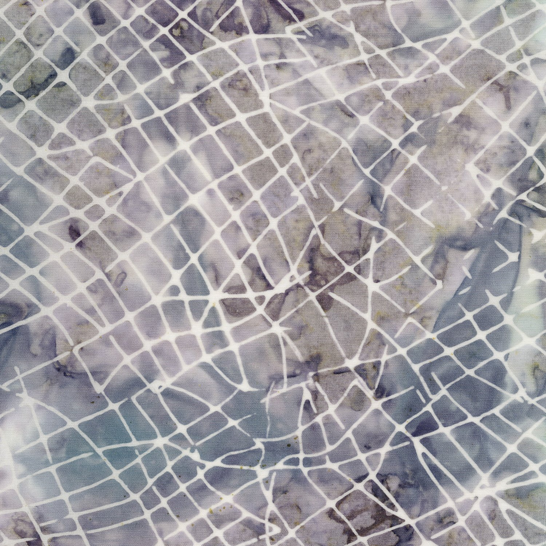 RJR Malam Batik VI Crackle Fog 3625-006