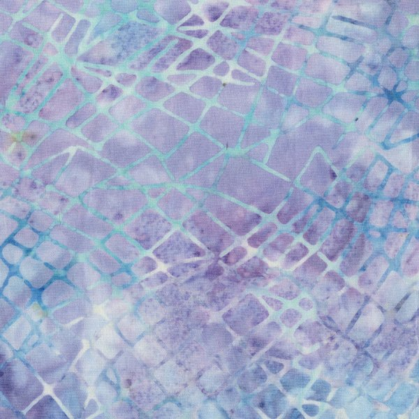 RJR Malam Batik VI Crackle Medium Lavender Lights 3625-002