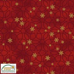 Stof Fabrics Christmas Wonders 4596-407