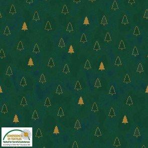 Stof Fabrics Christmas Wonders 4596-800