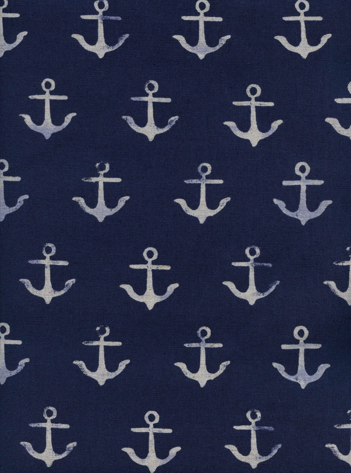 S.S. Bluebird Melody Anchor Navy CANVAS 5104 12