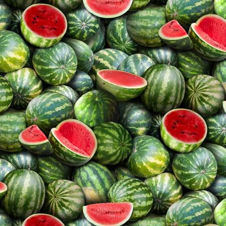 Green Watermelons  563E-GRN