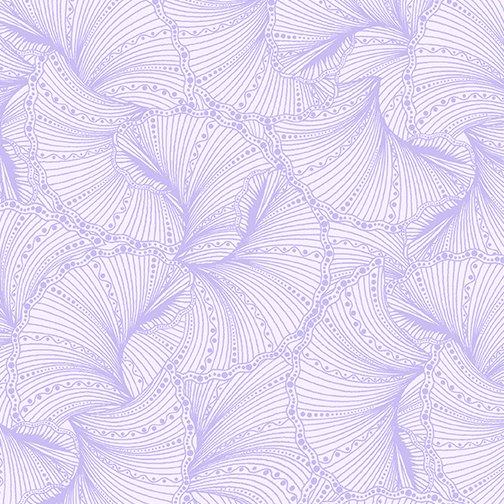 Benartex Believe in Unicorns Fanfare Light Violet 6857-61