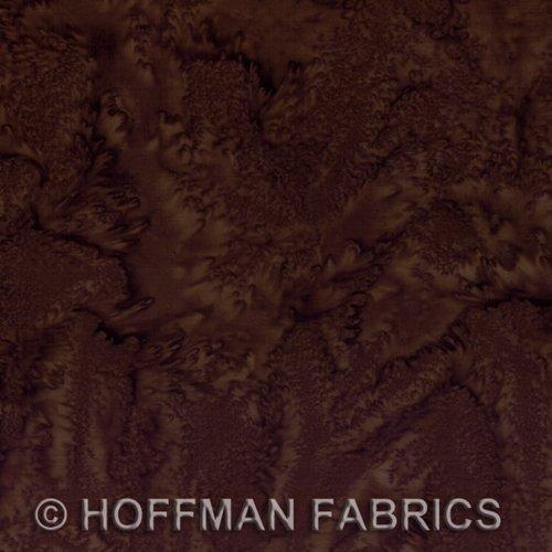 Hoffman Bali Hand-dyed Watercolors 1895-514 Brown Sugar