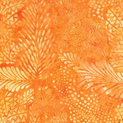 Celebrate Aerial Garden View Orange