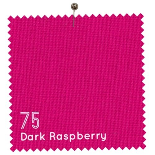 American Made Brand Cotton Solids 75 Dark Raspberry