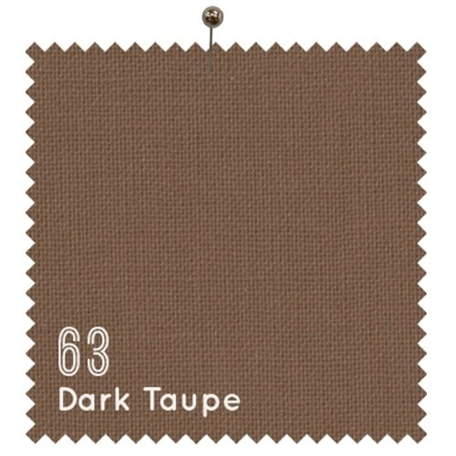 American Made Brand Cotton Solids 63 Dark Taupe