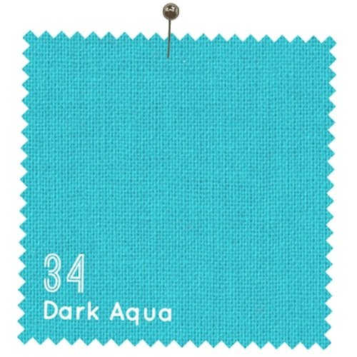 American Made Brand Cotton Solids 34 Dark Aqua