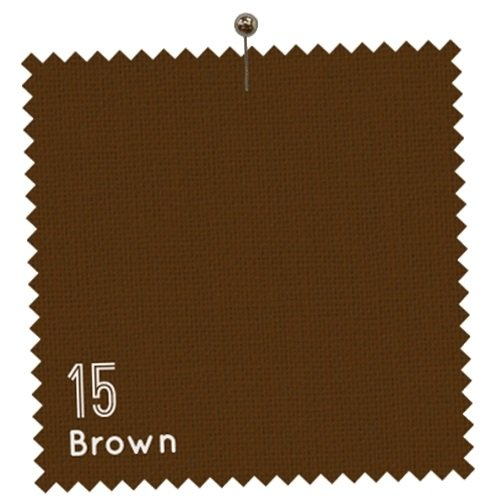American Made Brand Cotton Solids 15 Brown