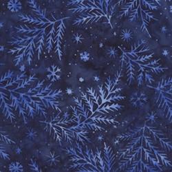 Jack Frost Pine Batik Sapphire