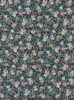Rifle Paper Co. for Cotton + Steel Menagerie 8004 05