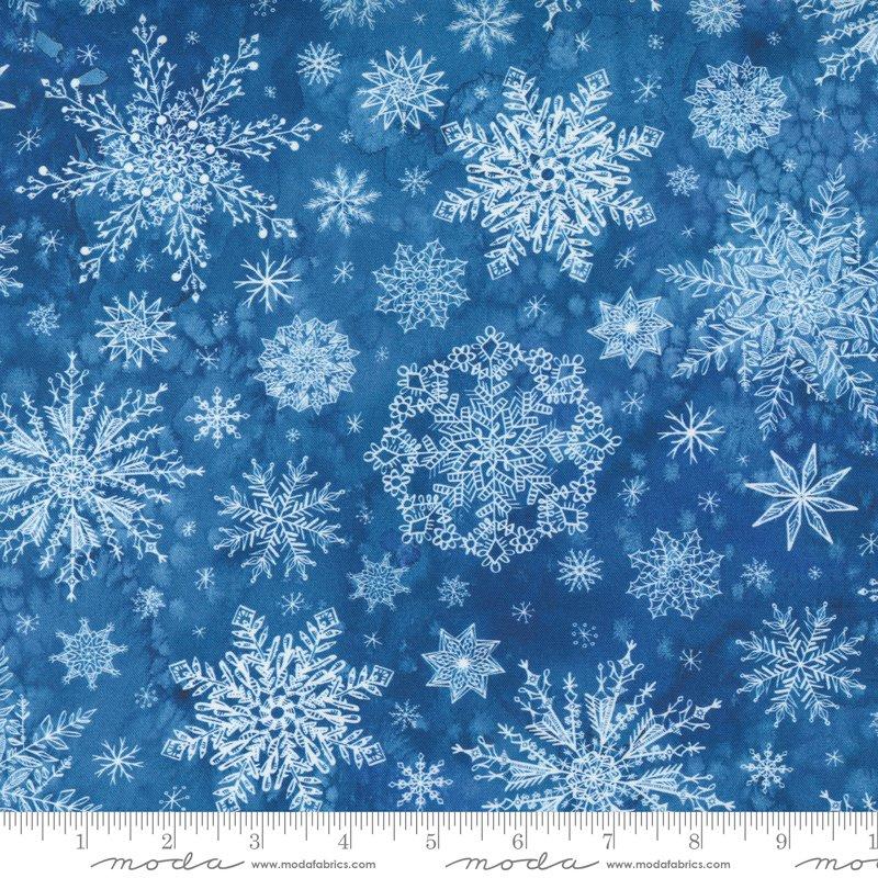 PREORDER Moda Starflower Christmas 8483 14
