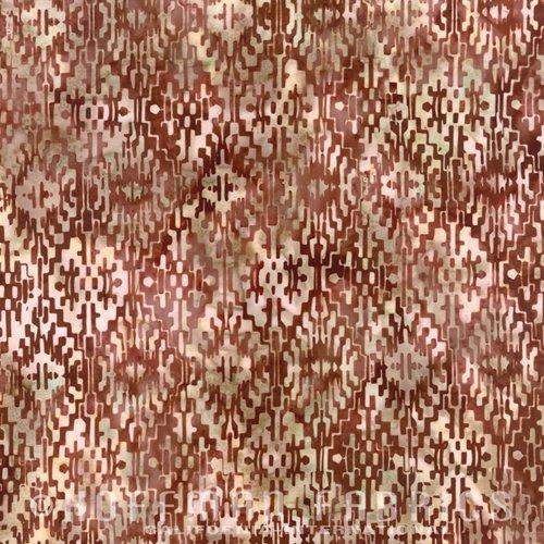 Hoffman Bali Chop Blanket Nutmeg