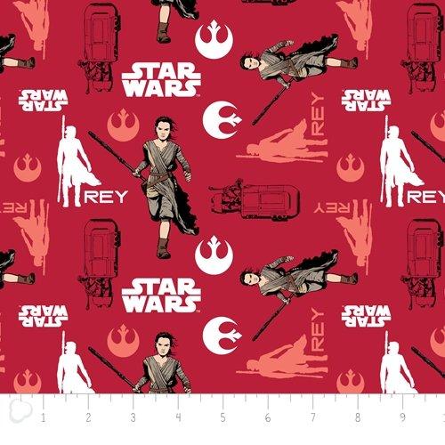Star Wars the Force Awakens Rey Ruby 7360104-3