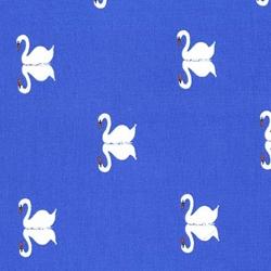 Michael Miller Sommer Swan Blueberry #DC7055-BBER-D