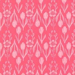 Michael Miller Sommer Tulip Folk Bloom #DC7059-BLOM-D