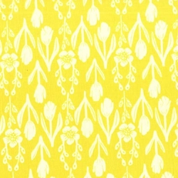 Michael Miller Sommer Tulip Folk Sunshine #DC7059-SNSH-D