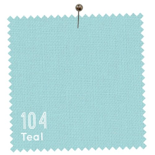 American Made Brand Cotton Solids 104 Teal