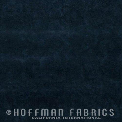 Hoffman Bali Hand-dyed Watercolors 1895-4 Black