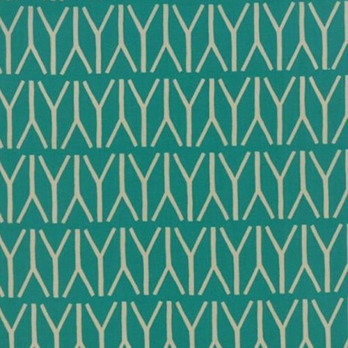 Moda Valley Branches Teal 37513 22