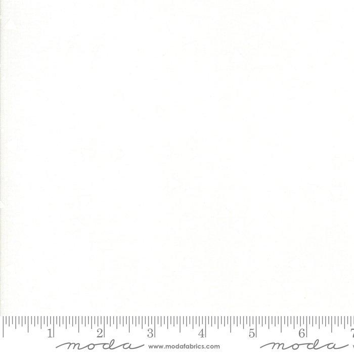 Moda Muslin Mates  White on White 9982 11