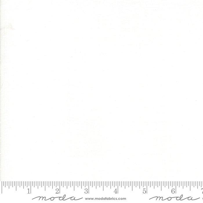 Moda Muslin Mates  White on White 9987 11