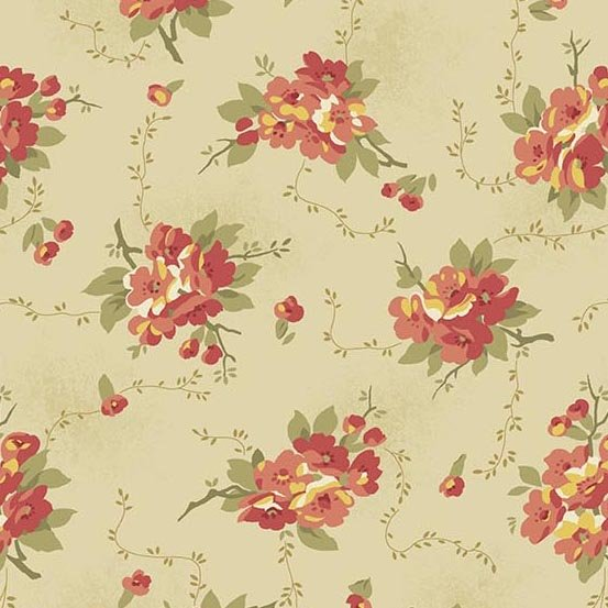 Andover Bed of Roses A-8986-L