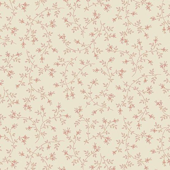 Andover Super Bloom Rose Vine Antique A-9457-L