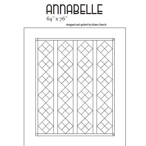 Cutie Pattern Annabelle QBCP-0004