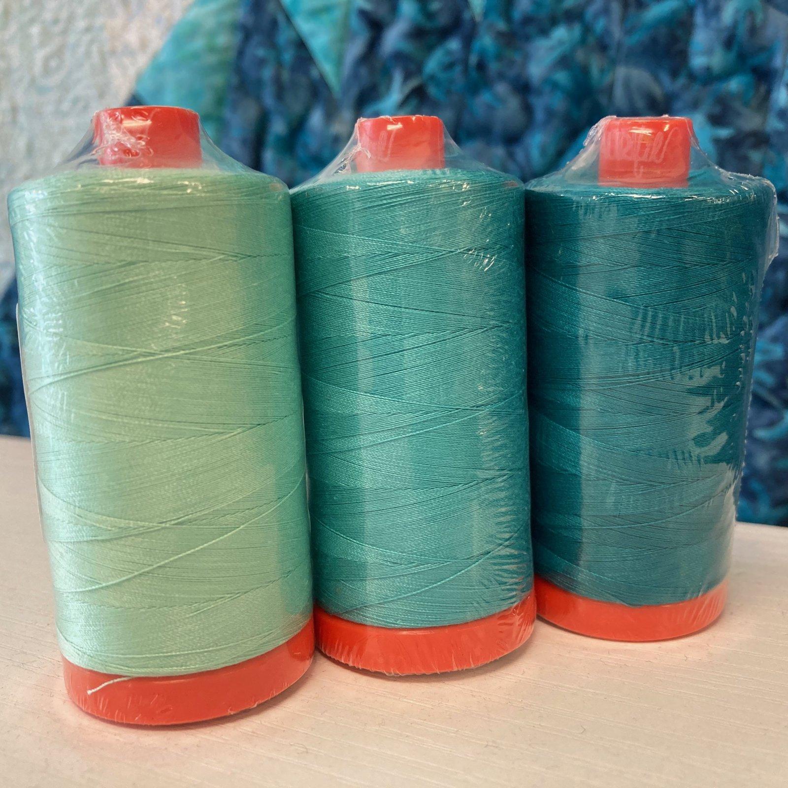 August Aurifil Thread Club