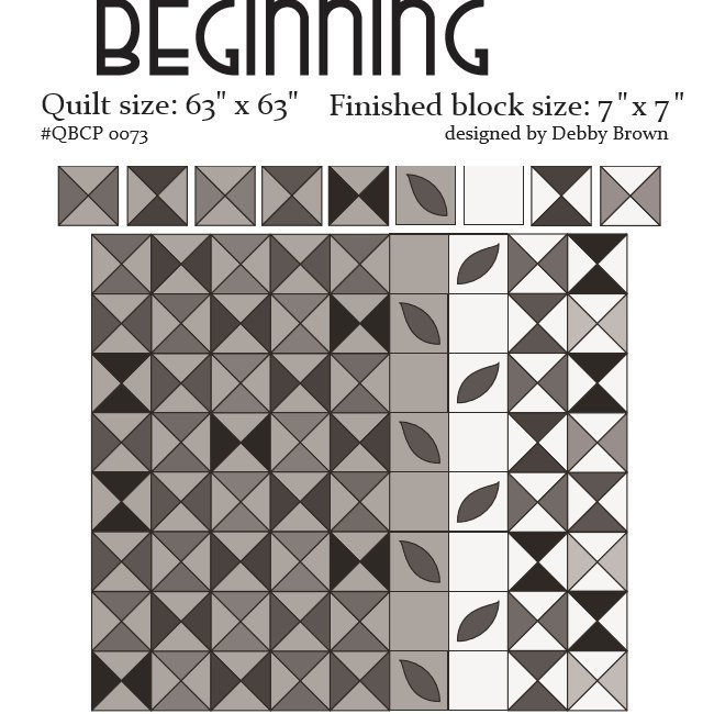 Cutie Pattern Beginning QBCP-0073