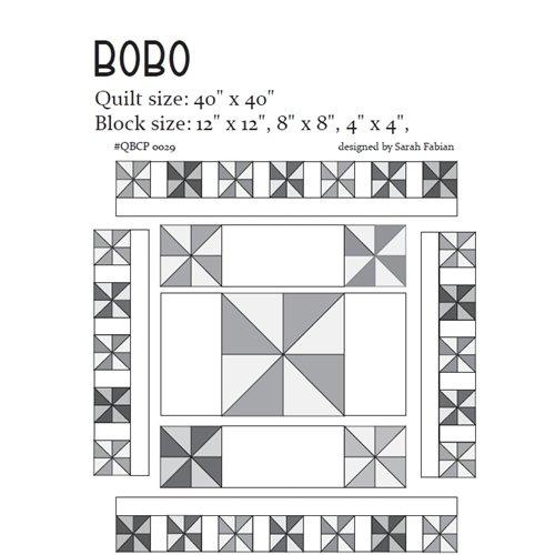 Cutie Pattern BoBo QBCP-0029
