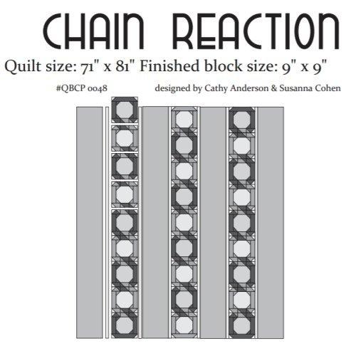 Cutie Pattern Chain Reaction QBCP-0048