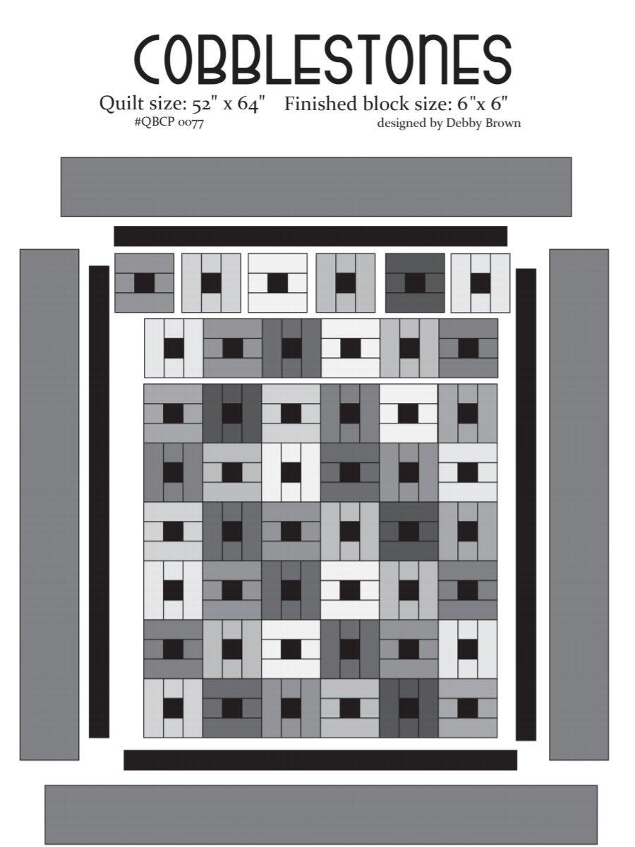Cutie Pattern Cobblestones QBCP-0077