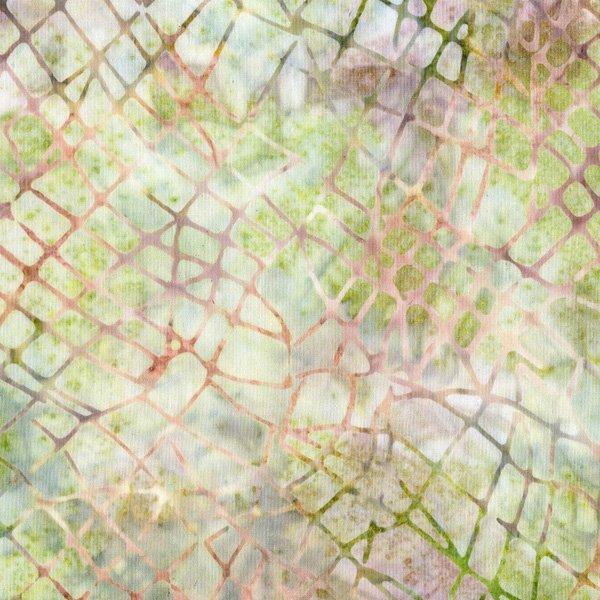 RJR Malam Batik VI Crackle Soft Green Lights 3625-005