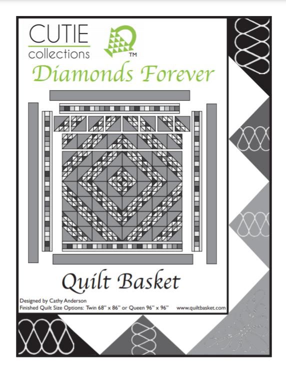 Cutie Pattern Pamphlet Diamonds Forever QBPAM-0004