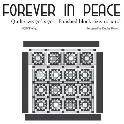 Cutie Pattern Forever in Peace QBCP-0039