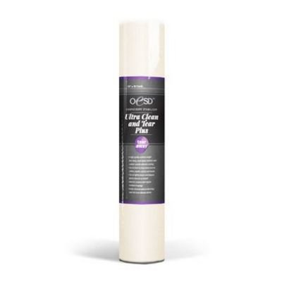 Ultra Clean & Tear Away Plus 10in x 10yd White