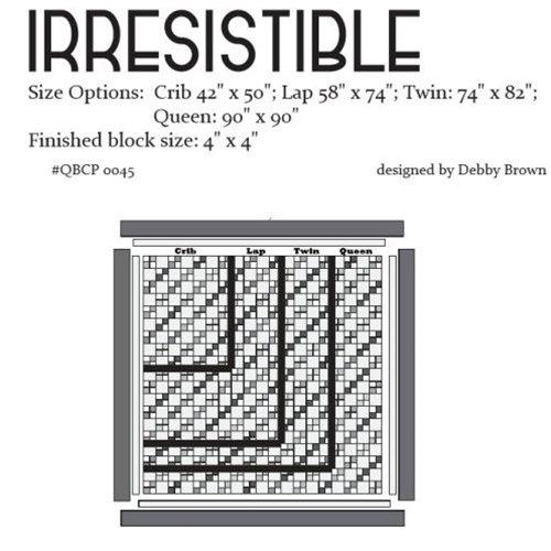 Cutie Pattern Irresistible QBCP-0045