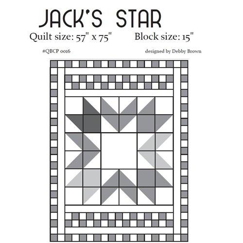 Cutie Pattern Jack's Star QBCP-0016